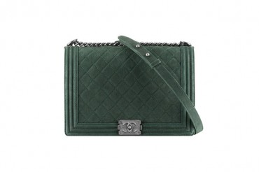 Chanel(香奈儿)2013早秋系列手袋新品