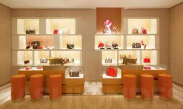 Louis Vuitton北京新光天地女士精品店正式揭幕