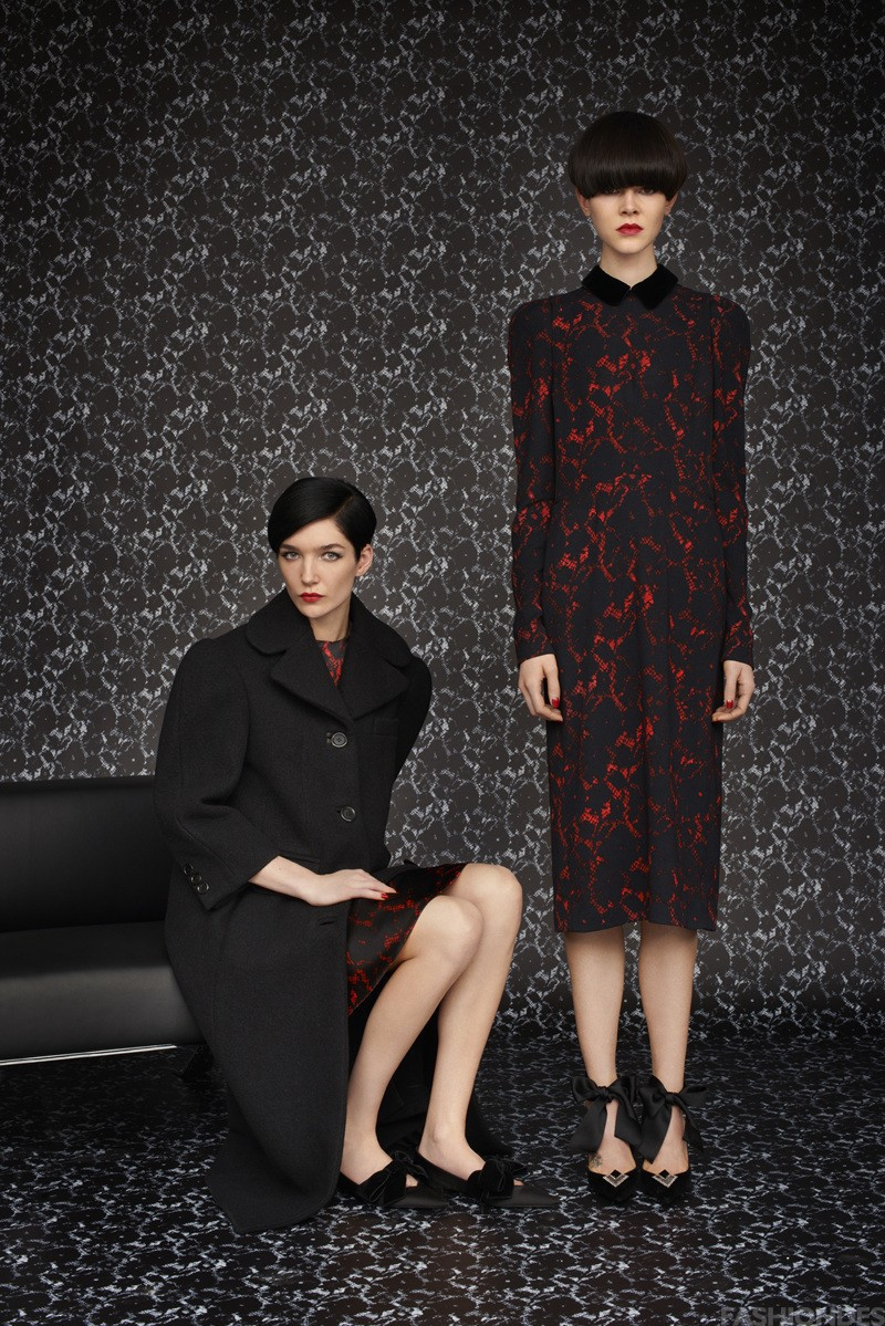 Louis Vuitton Pre-Fall 2013年时尚大片