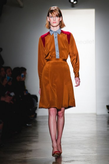 Sophie Theallet Fall/Winter 2013