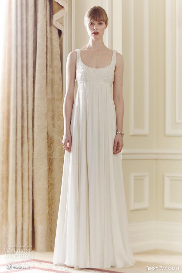 Jenny Packham 2014婚纱礼服系列