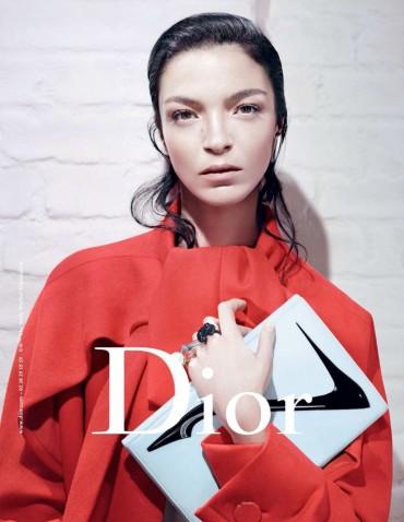 Dior(迪奥)2013秋冬系列广告大片