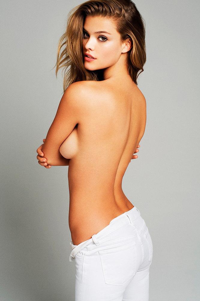 Nina Agdal 《Esquire》2013年5月刊时尚大片