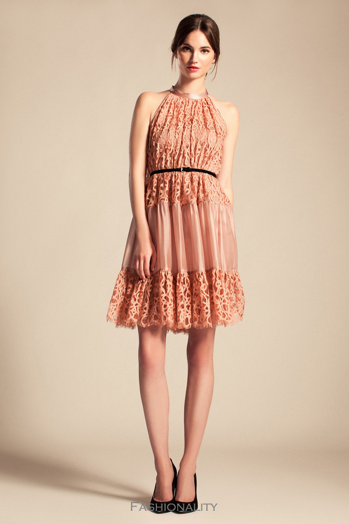 公主的新裝 Temperley London RESORT 2014