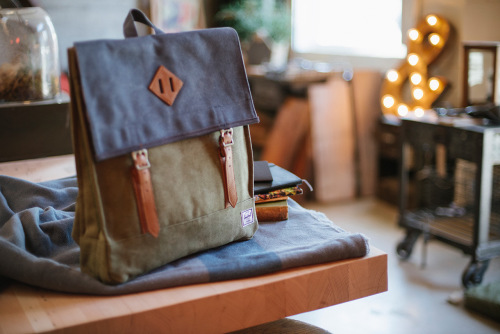 Herschel Supply Co. 2013 Classic Cotton Canvas Collection