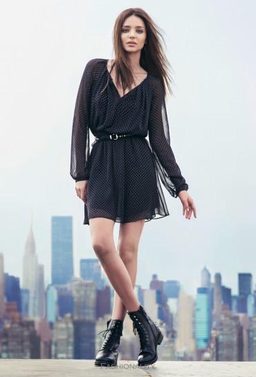千言萬語2 Miranda Kerr for Mango Fall 2013 Lookbook