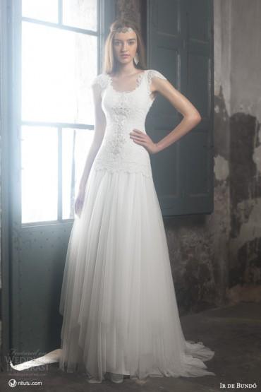 Ir de Bundó 2014婚纱礼服系列