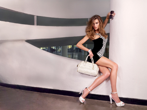 Annelise Schoenberger for Carmen Steffens 2014