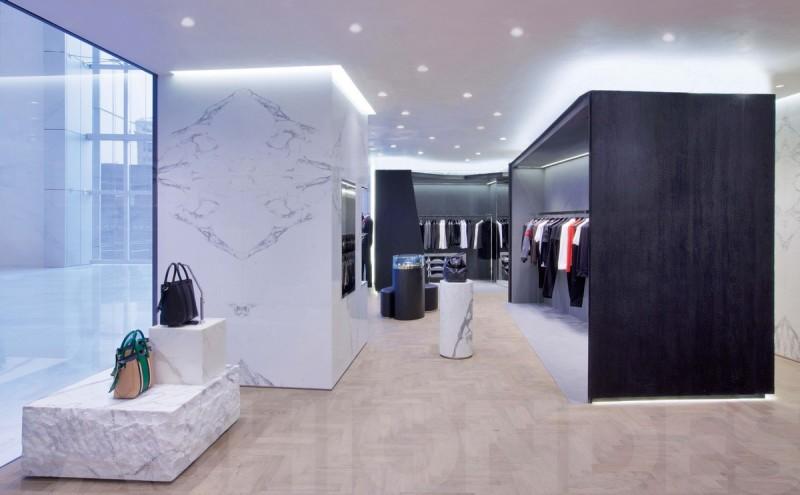 Givenchy上海环贸iapm精品店开业