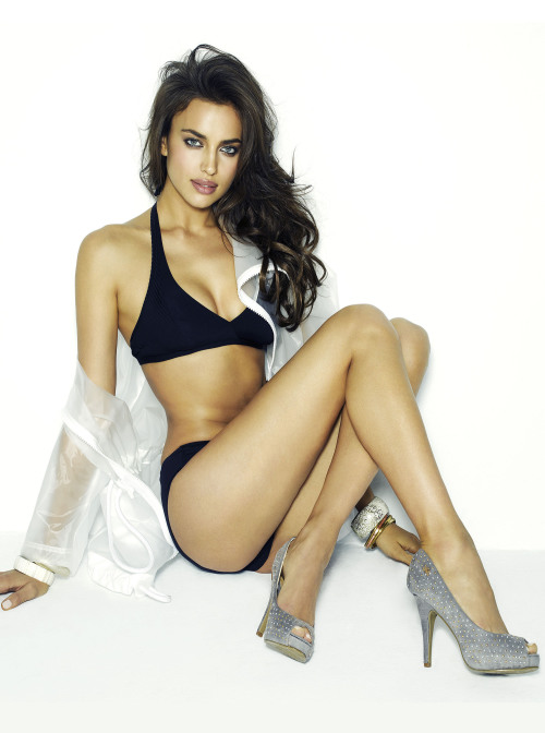 Irina Shayk – Xti Spring Summer 2013 Collection