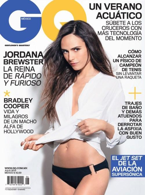 《GQ》墨西哥版2013年7月刊时尚大片