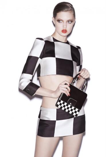 Lindsey Wixson 《Vogue》中国版 Collections SS 2013年时尚大片