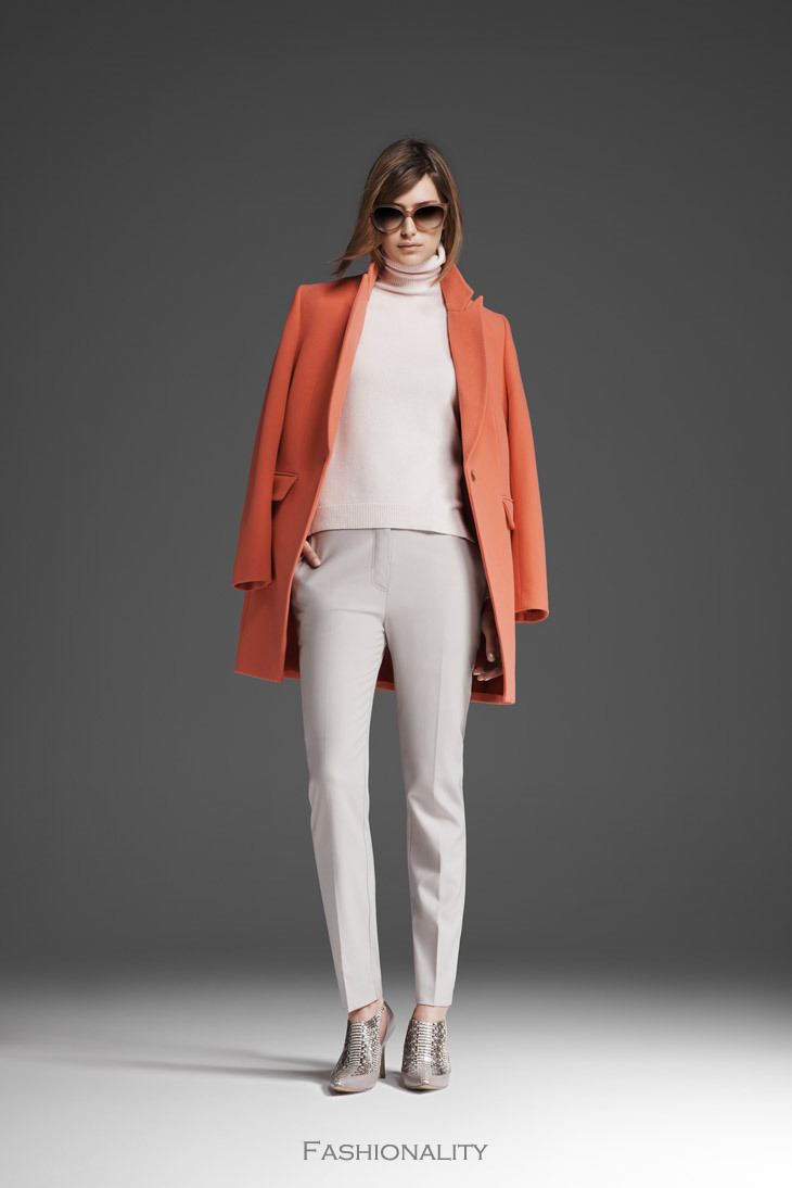 形單影只 Reiss Womenswear Autumn Winter 2013 Lookbook