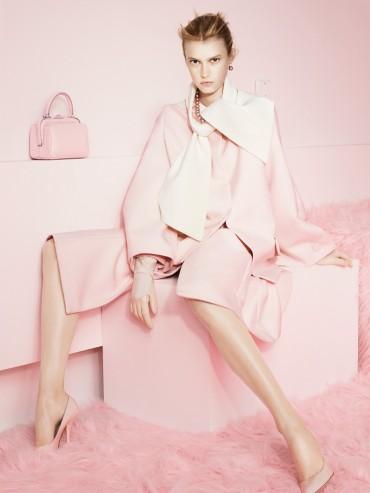 Sigrid Agren for T Style Women's Fall 2013