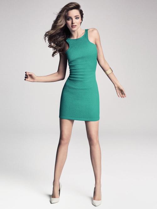 Miranda Kerr – Mango Summer 2013