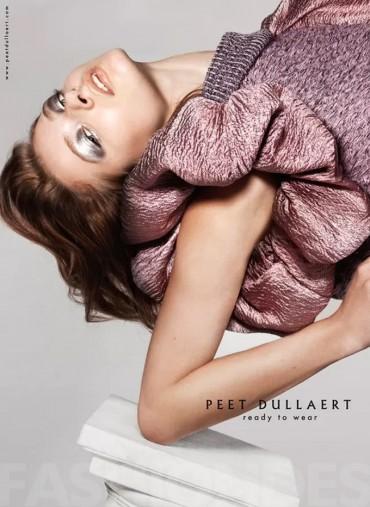 Peet Dullaert Fall 2013 Campaign