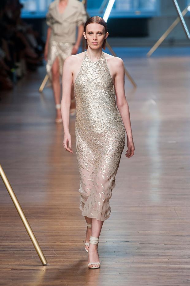 Jason Wu 2014春夏女装系列:沙漠至夜幕