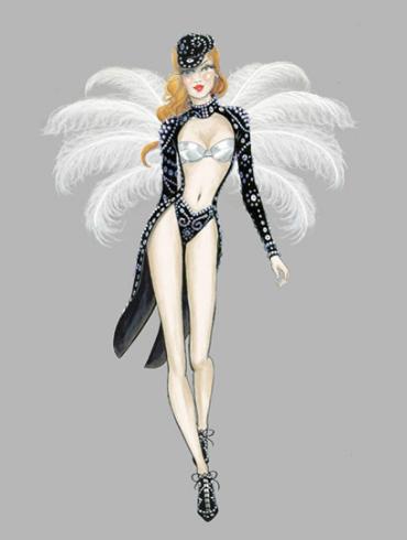 盛事预告:2013维多利亚的秘密时尚内衣秀
