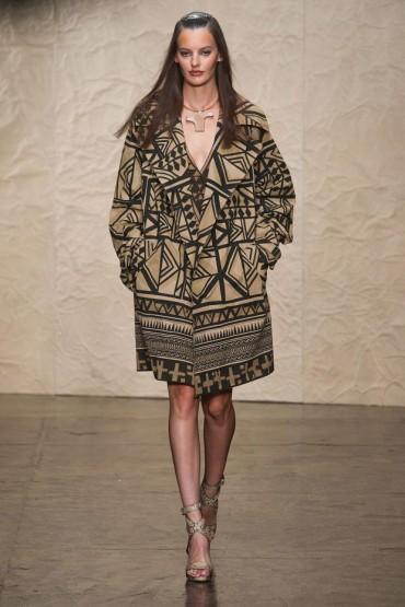 Donna Karan 2014春夏女装系列