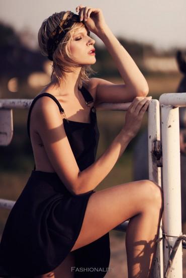 Weronika Mamot时尚人像摄影作品