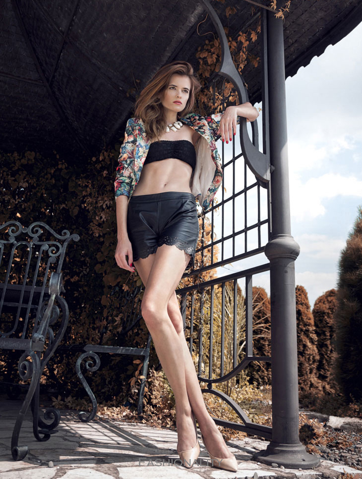 Lukasz Wac时尚人像摄影作品