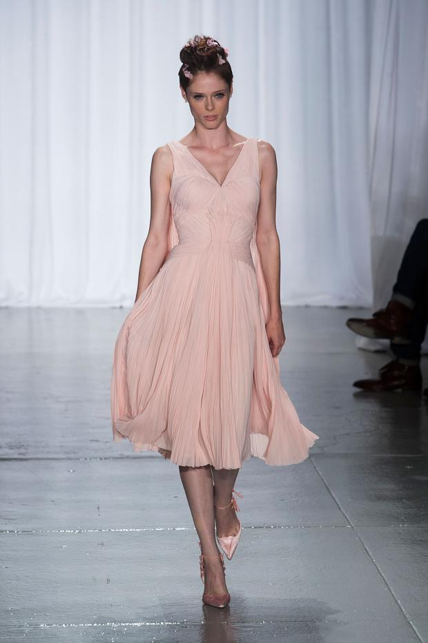 Zac Posen 2014春夏女装系列:裙装盛宴
