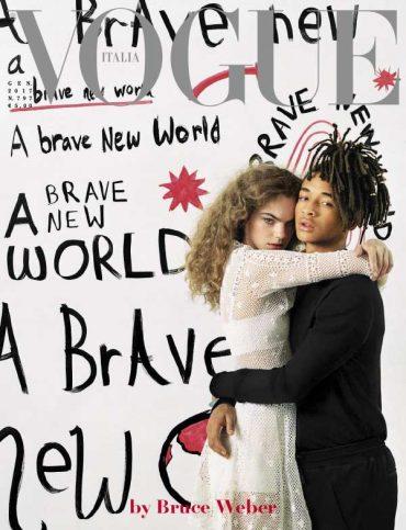 Vogue 意大利版2017年封面大片欣赏