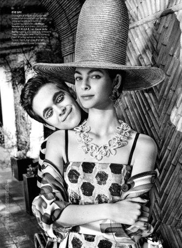 Vogue 美国版2018年6月刊 – Cocteau Hour大片欣赏
